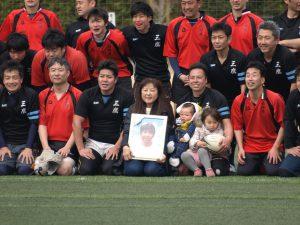梅原秀紀先生追悼試合