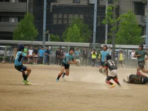 平成27年度東京都高校春季大会3回戦