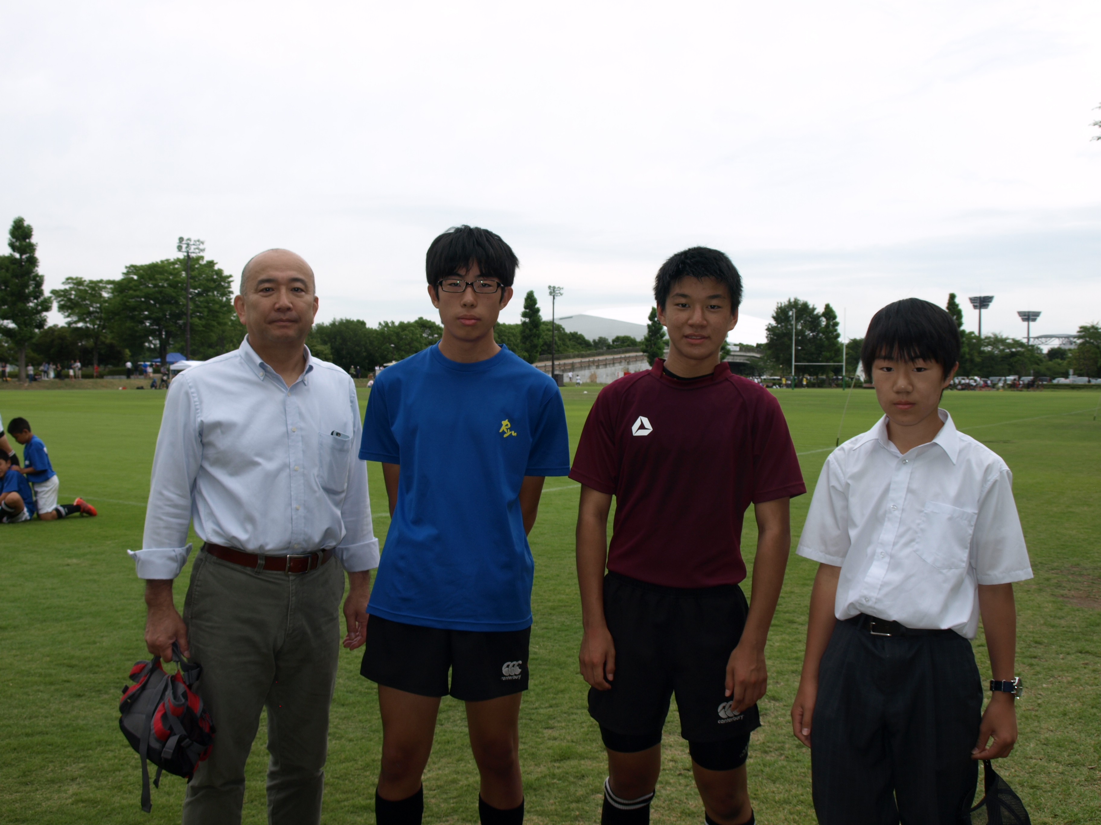 第68回関東中学校ラグビーフットボール大会