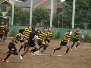 第94回全国高校ラグビーフットボール大会東京都予選