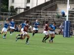 大学ラグビー関東大学対抗戦(早稲田×日体大)2013年