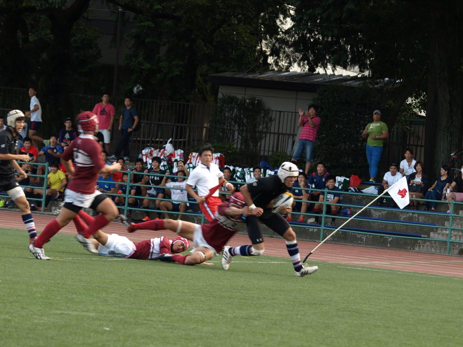 第95回全国高校ラグビーフットボール大会東京都予選