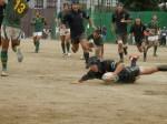 第93回全国高校ラグビー大会東京都予選2回戦