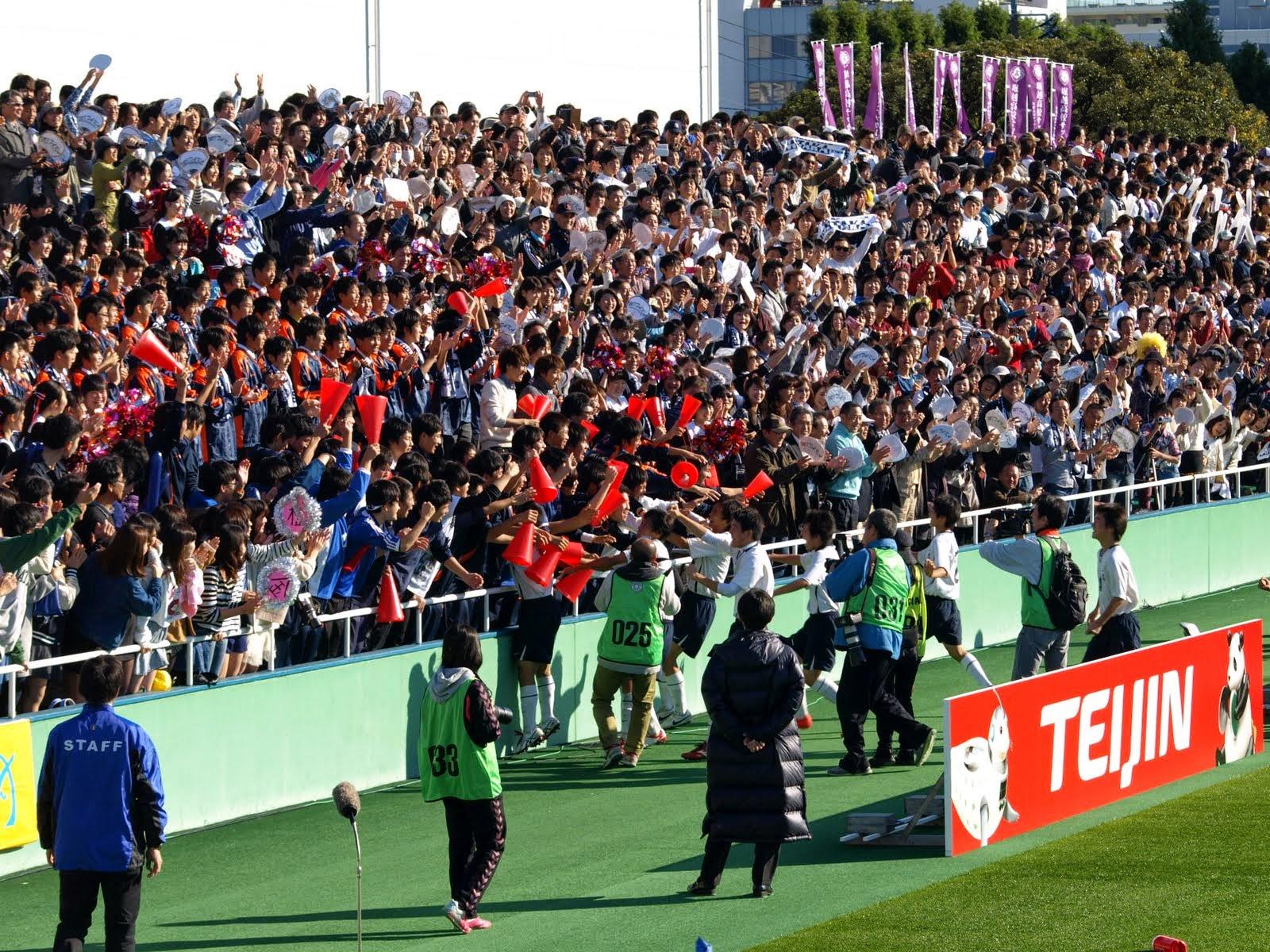 第93回全国高校サッカー選手権大会東京地区決勝戦