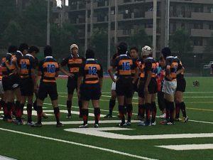 平成28年度 全国高校総合体育大会 東京都予選